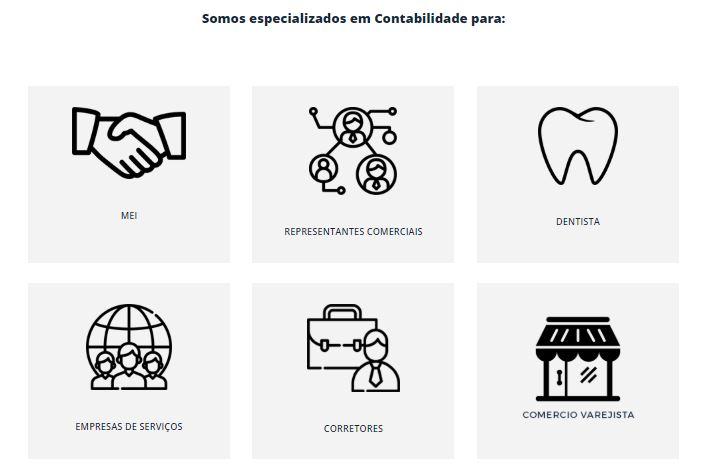 Especialidades da Auxílio Contabilidade em Palmas