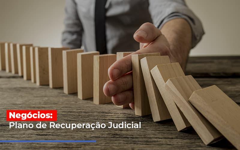 Negocios Plano De Recuperacao Judicial